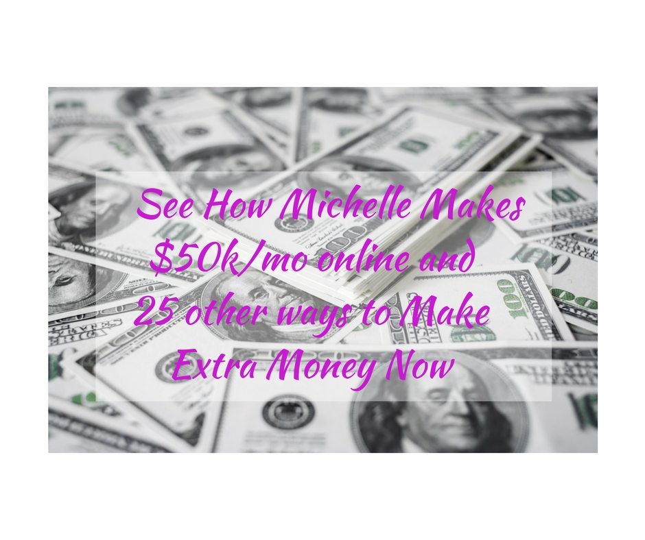 Make Extra Money – 25 Ways To Get Started
